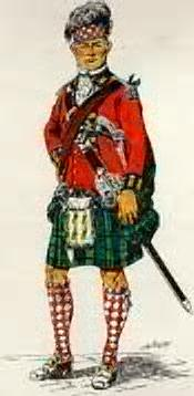 Scottish Highland Officer